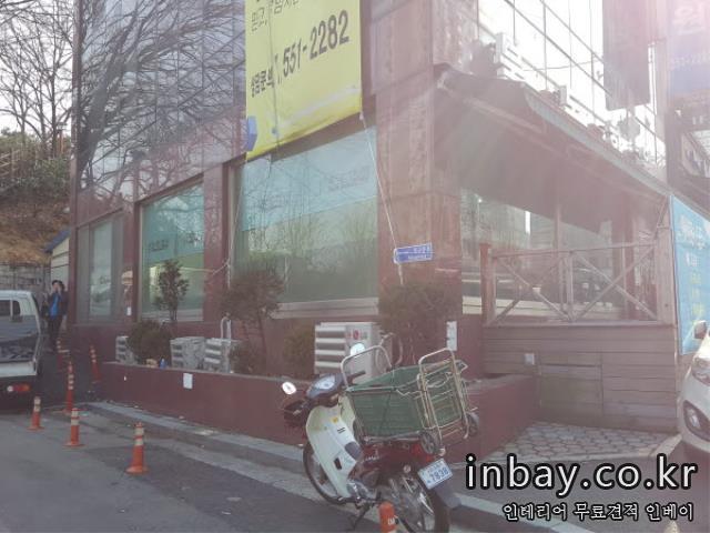 구리 카페 LULALUZPATIO 인테리어공사